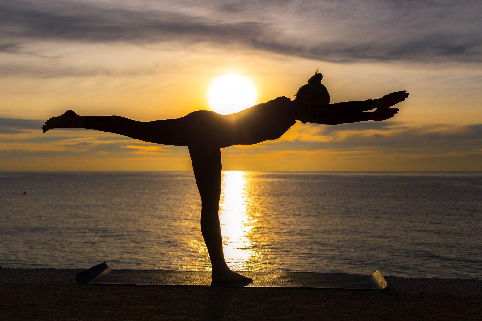 El yoga te puede ayudar a gestionar el estrés