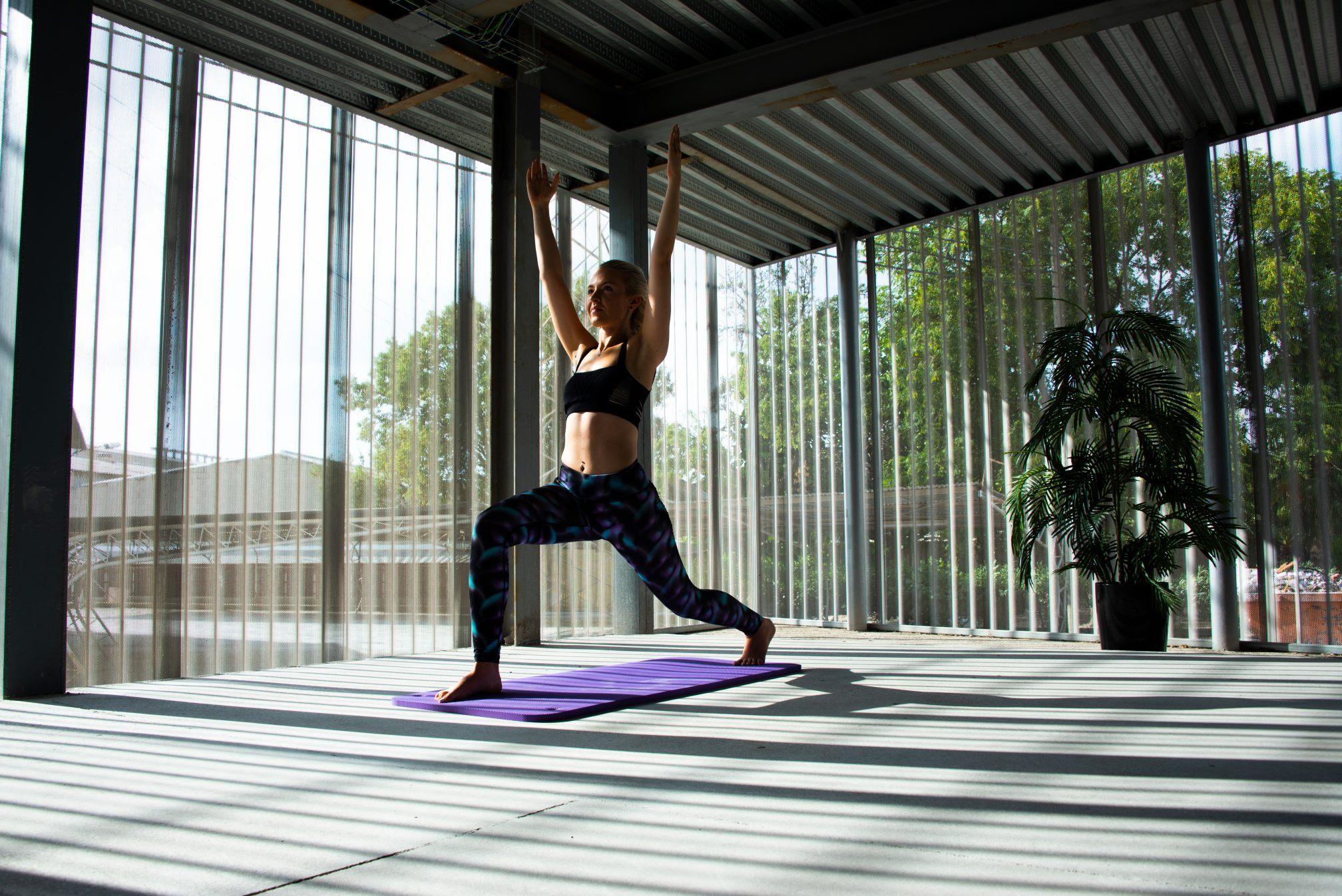Los principios del Yoga para millennials