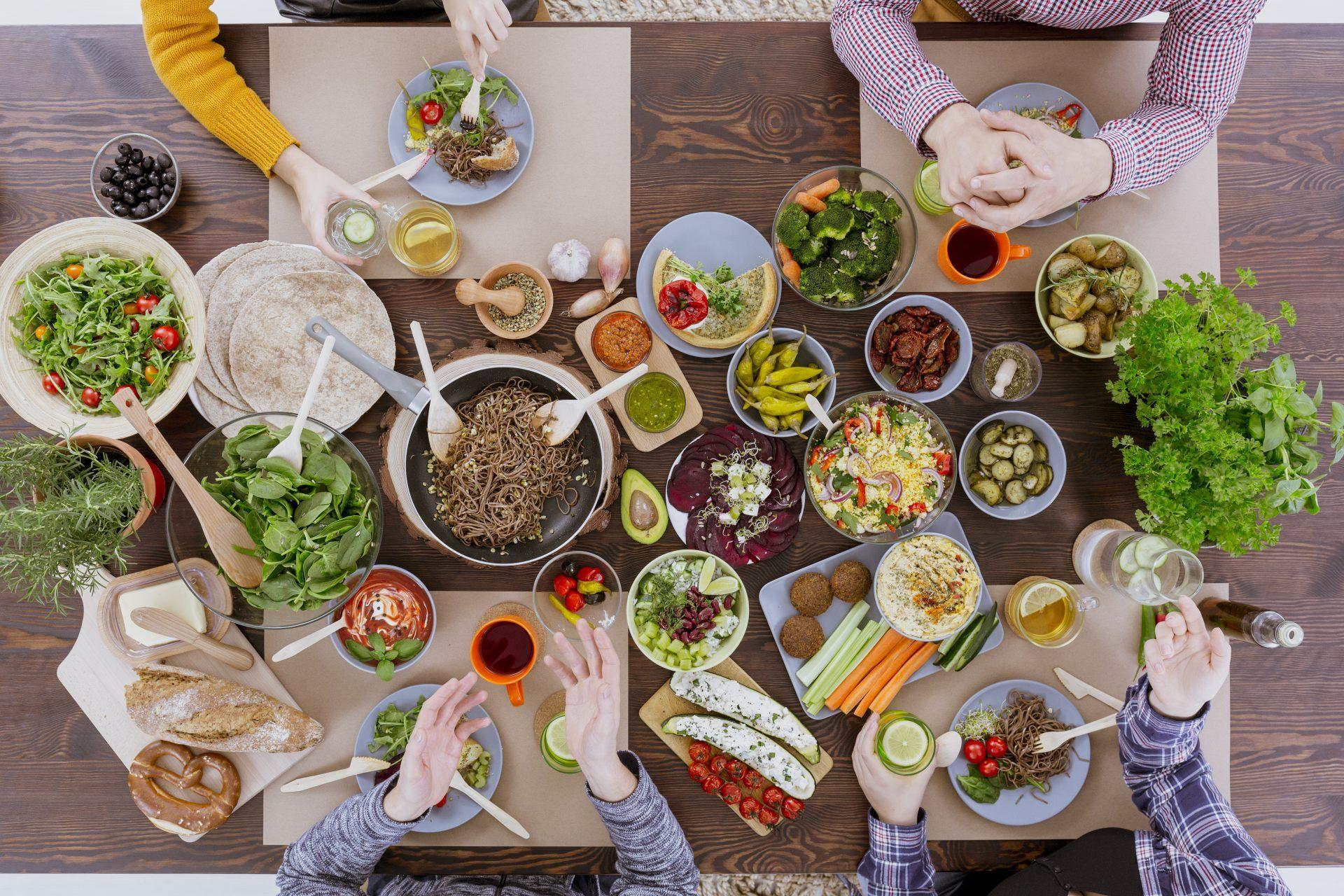 Cómo iniciarte en la dieta vegetariana