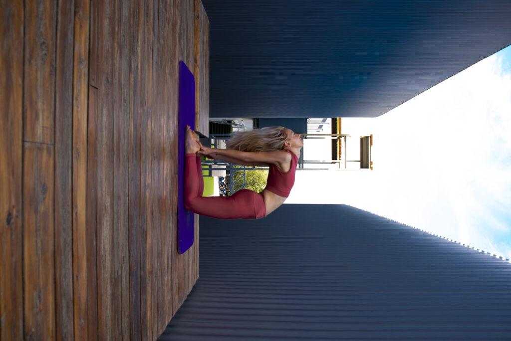 El yoga combate el estrés