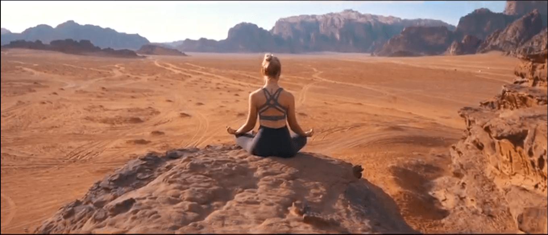 Meditar es una pérdida de tiempo