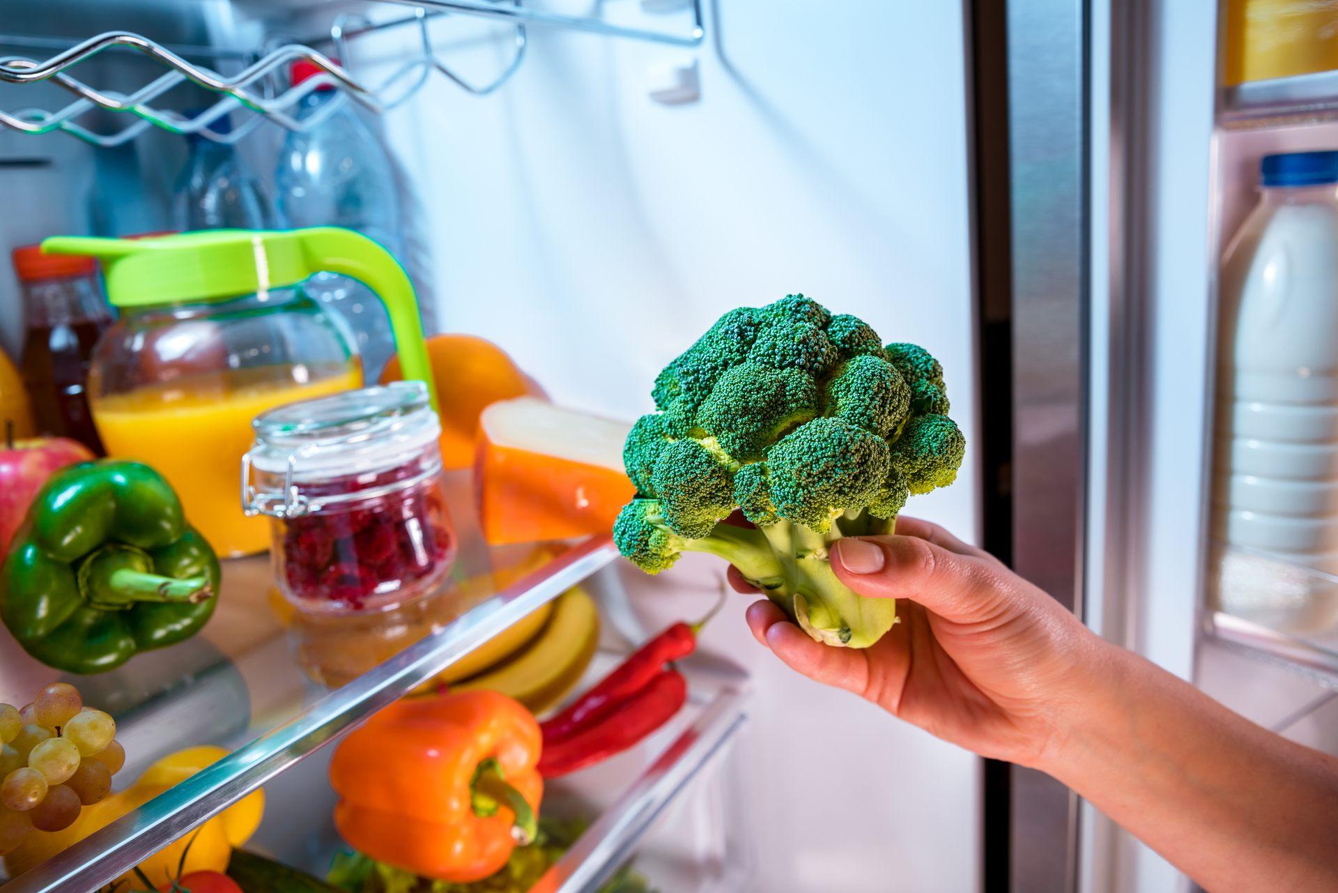 Cómo conservar frutas y verduras más tiempo