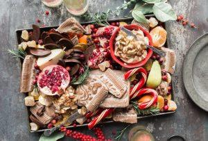 Cesta Navidad vegana