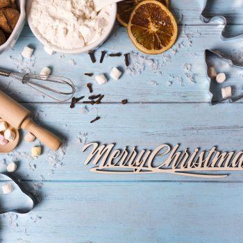 Recetas saludables de dulces navideños