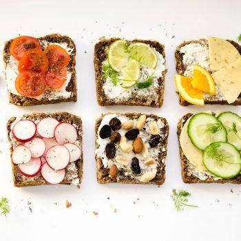 Top almuerzos veganos para el verano
