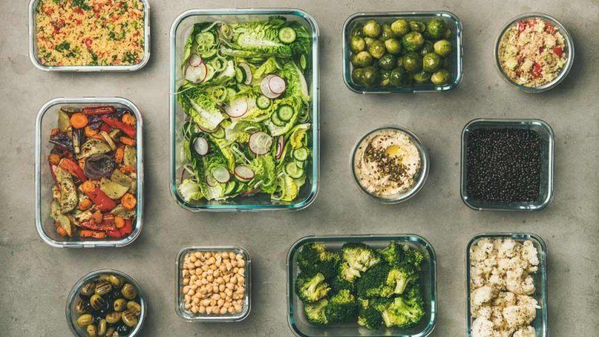 Batch cooking: cocina más en menos tiempo