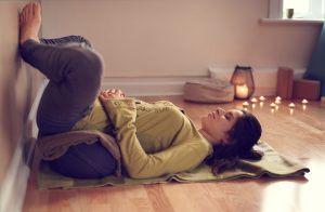 Qué es el yoga restaurativo