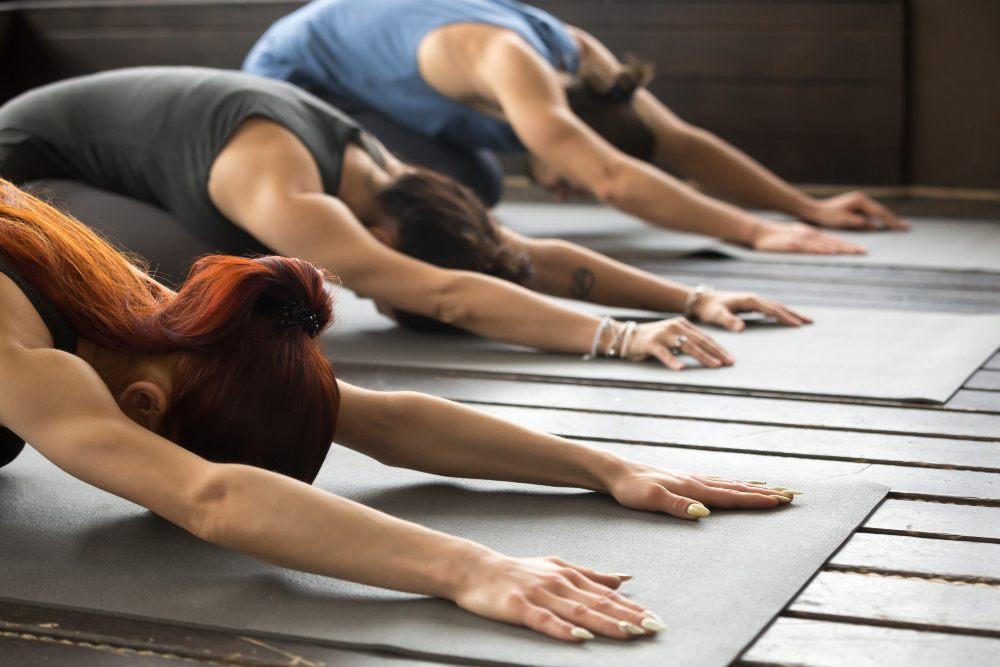 yoga para dolor de espalda